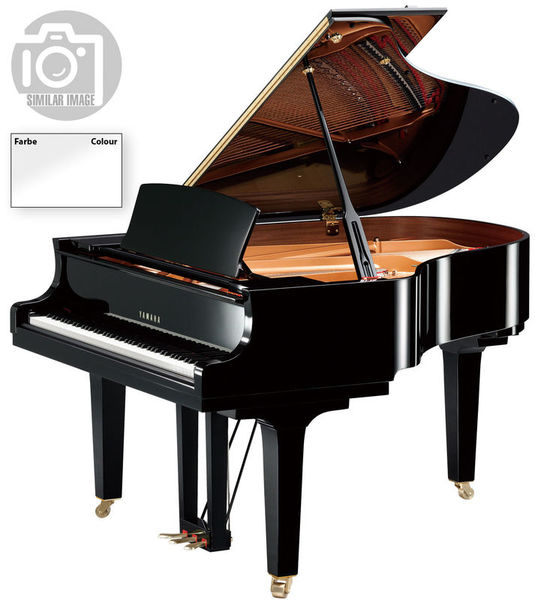 Yamaha C 1 X PWH Grand Piano