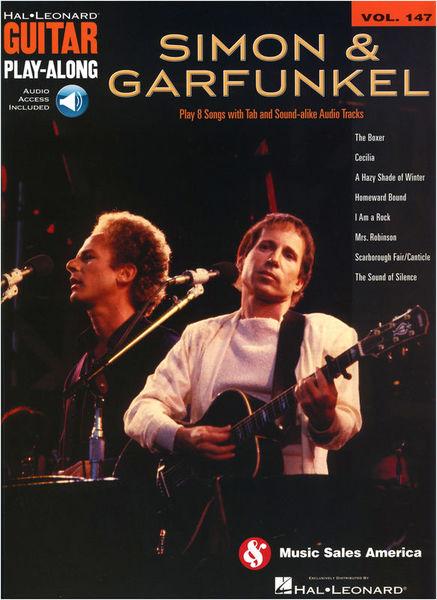 Hal Leonard Guitar Simon & Garfunkel