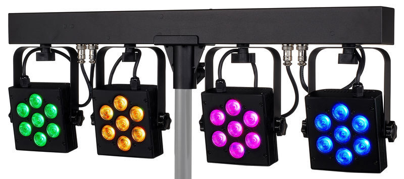 Stairville CLB4 RGB Compact LED Bar 4
