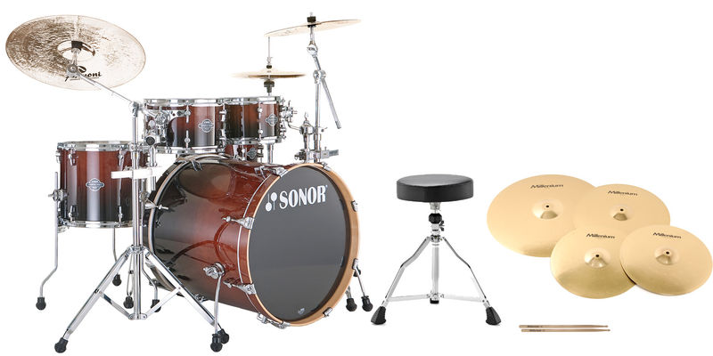 Sonor Essential Force Studio Set -22