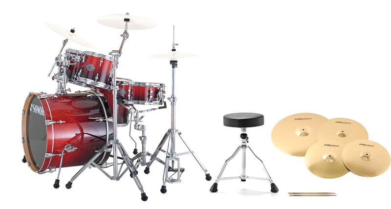 Sonor Essential Force Studio Set -41