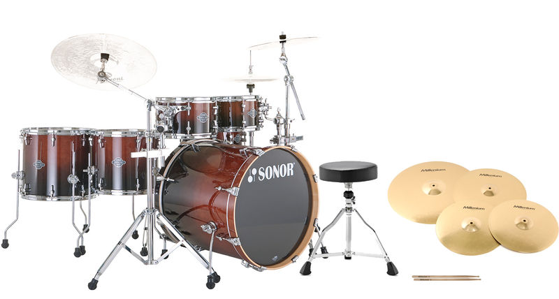 Sonor Essential Force Brown S Set