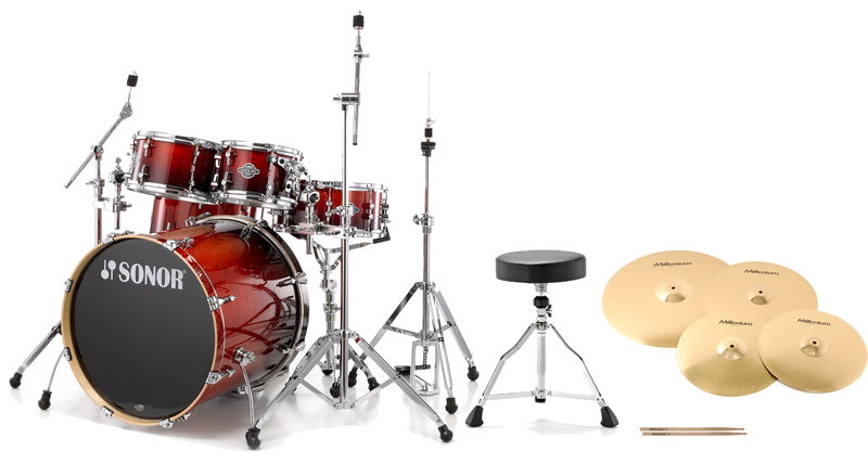 Sonor Essential Force Amber S Set