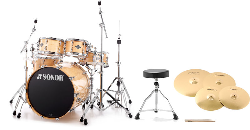 Sonor Select Force Stage S Set -44