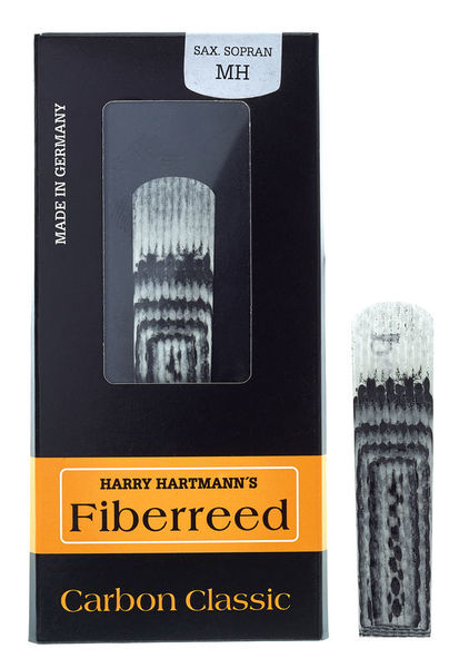 Harry Hartmann Fiberreed Carbon Cl. Sopran MH