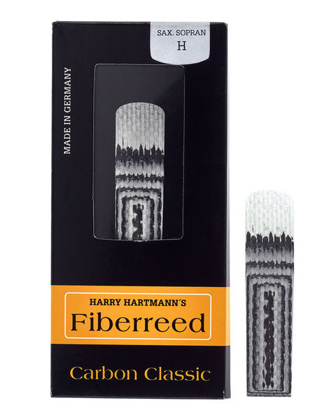 Harry Hartmann Fiberreed Carbon Cla. Sopran H
