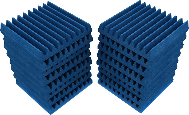EQ Acoustics Classic Wedge 30 Tile blue