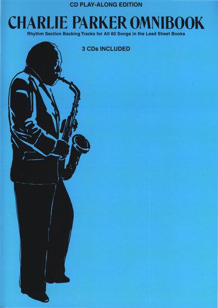 Charlie Parker Omnibook CD Hal Leonard