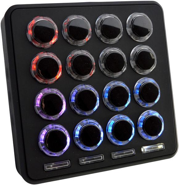 Midi Fighter 3D DJ Techtools