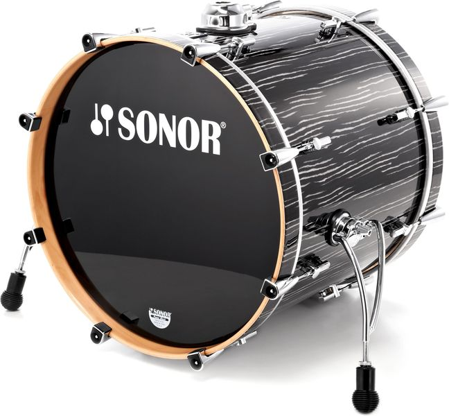 "Sonor ProLite 20""x17,5"" BD Ebony WH"