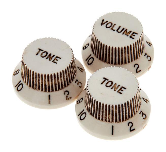 Montreux 72 SC Relic Control Knob Set