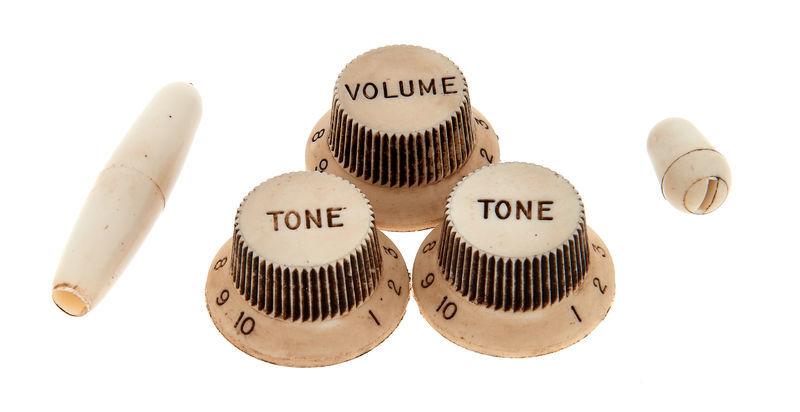 Montreux 1419-62SC Nylon Knob Set Relic