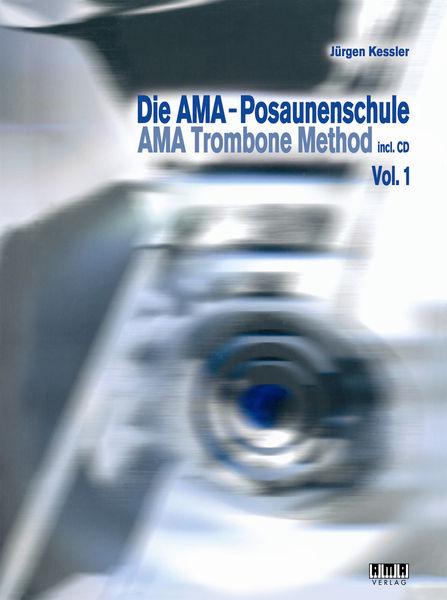 AMA Verlag Kessler Trombone Method 1