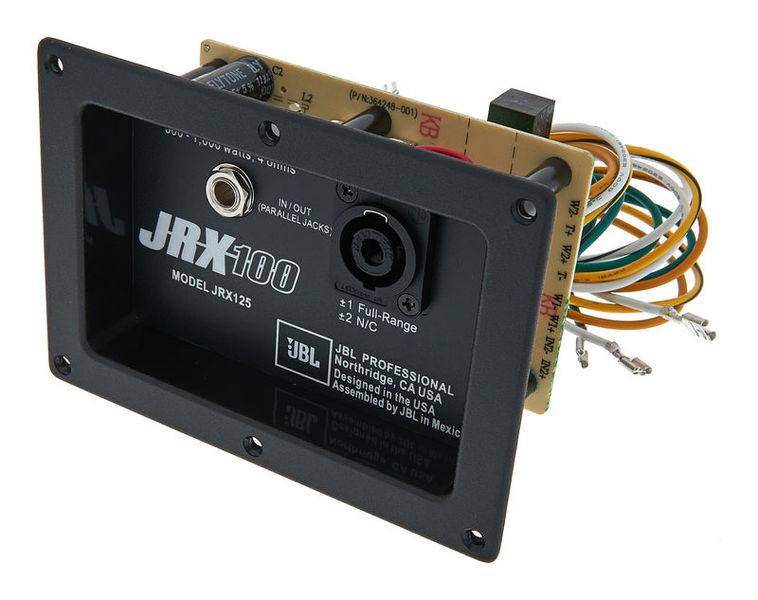 JBL Crossover JRX 125