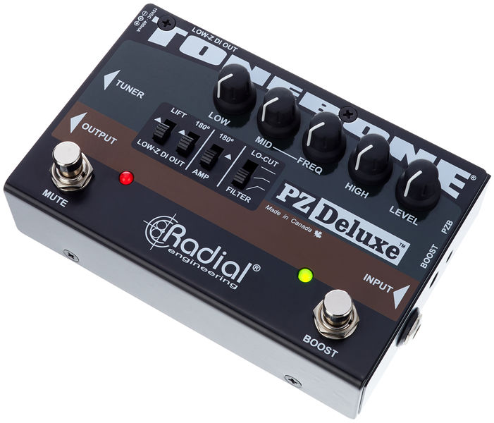 Radial Engineering Tonebone PZ Deluxe Preamp