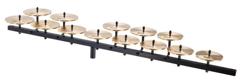 Sabian Crotales Set (13) Low Octave