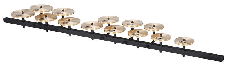 Sabian Crotales Set (13) High Octave