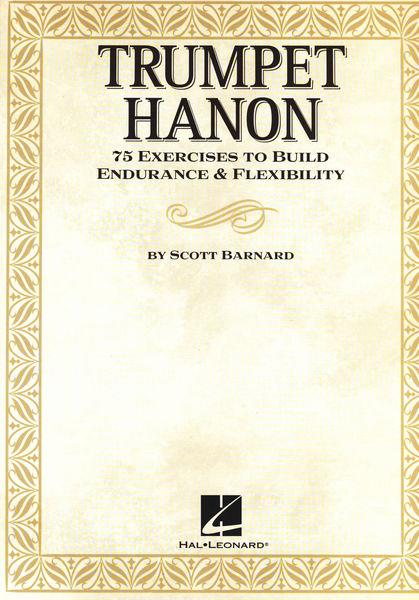 Hal Leonard Scott Barnard: Trumpet Hanon