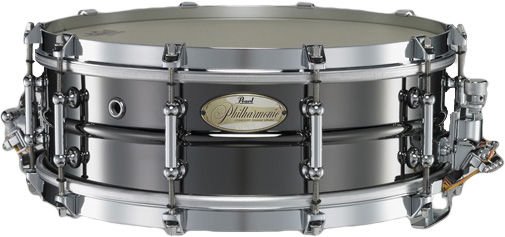 "Pearl 14""x5 Philharmonic Snare Brass"