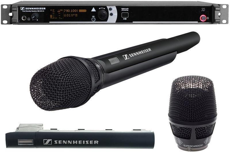 Sennheiser EM3731/SKM5200 BK Bundle N