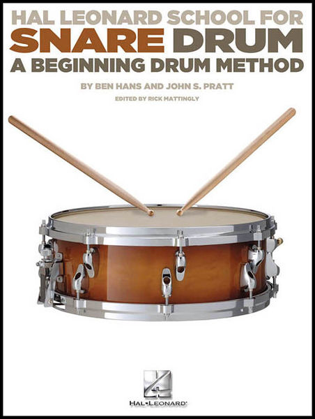 Hal Leonard School For Snare Drum