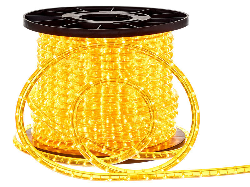 Varytec Cut Light 45m 230V IP44 Yellow