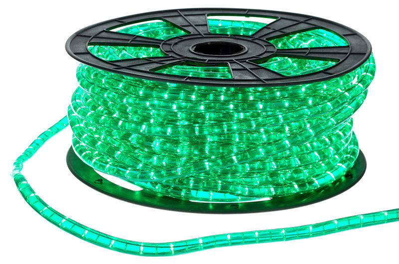Varytec Cut Light 45m 230V IP44 Green