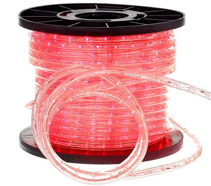 Varytec LED Cut Light 45m IP44 Red