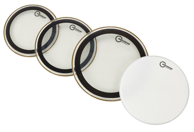PF-B Drum Head Set Standard Aquarian