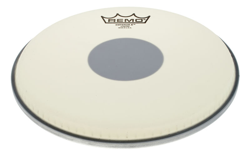 "Remo 10"" Emperor X Coated Dot"