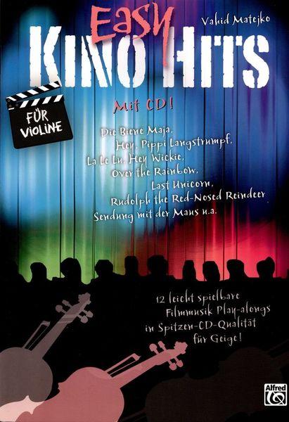 Alfred Music Publishing Easy Kino Hits Violin