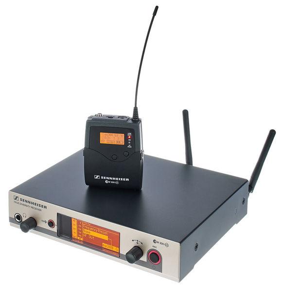 Sennheiser Basicset EW 372 G3 / A-Band