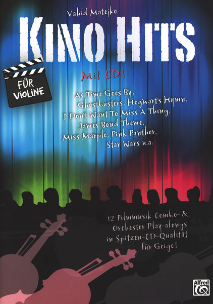 Alfred Music Publishing Kino Hits Violin