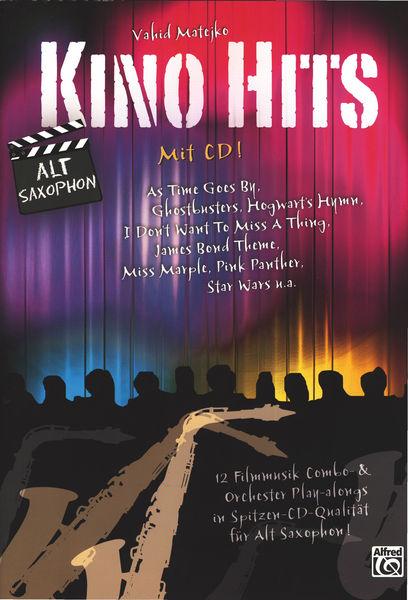 Alfred Music Publishing Kino Hits A-Sax