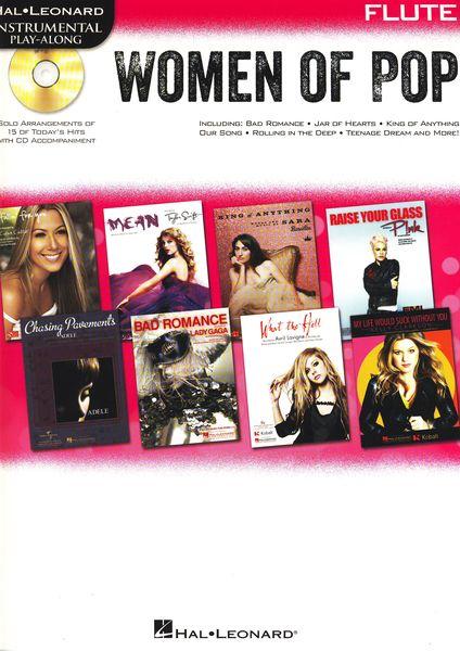 Hal Leonard Women Of Pop Flute