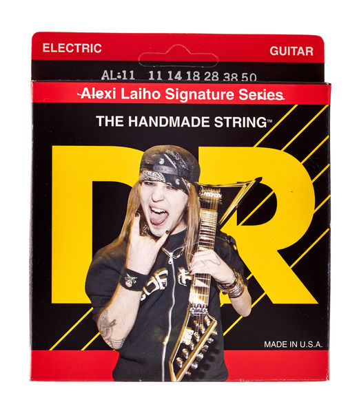 DR Strings Alexi Laiho Signature EH AL11