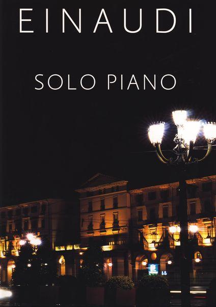 Ludovico Einaudi Solo Piano Chester Music
