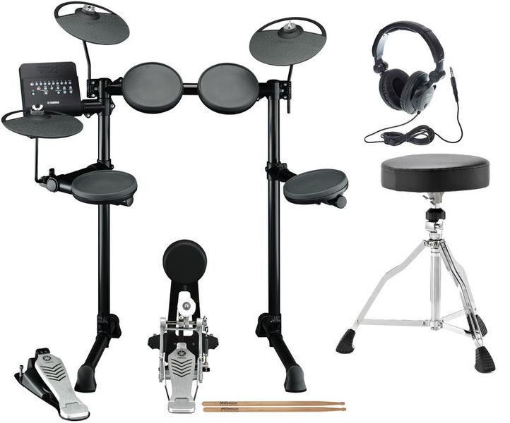 Yamaha DTX430K Compact E-Drum Bundle