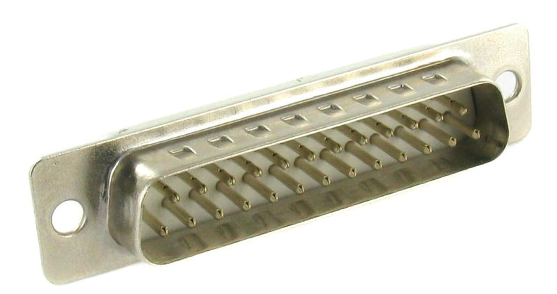 pro snake Sub D 25pol Male Socket