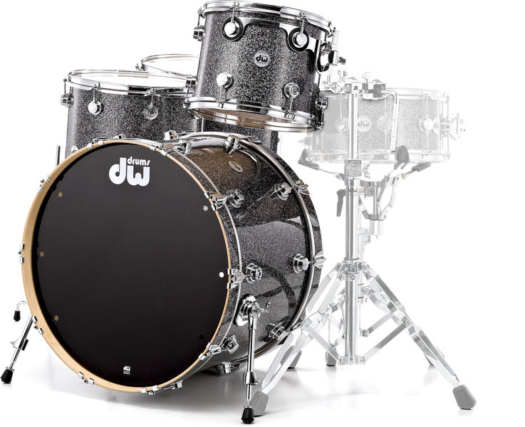 DW Finish Ply - Black Galaxy