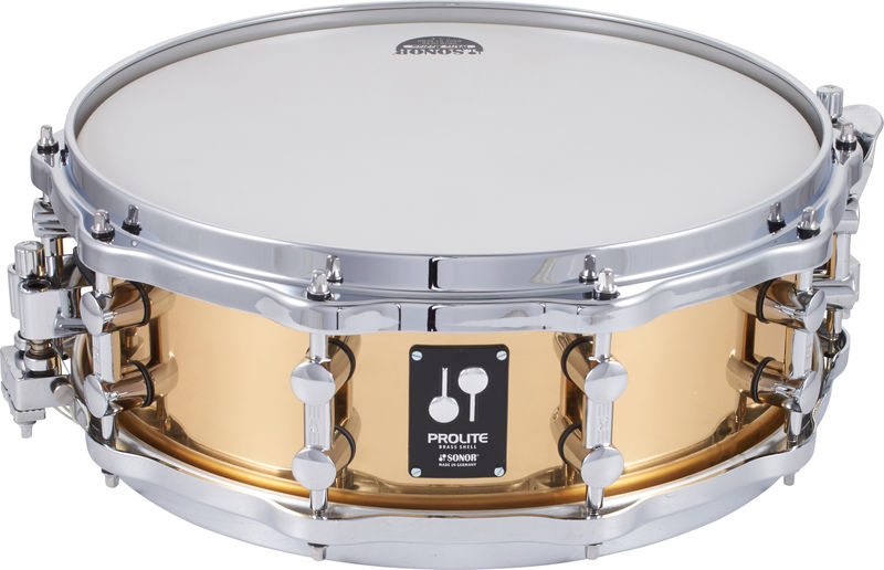 "Sonor 14""x05"" ProLite Snare Brass"