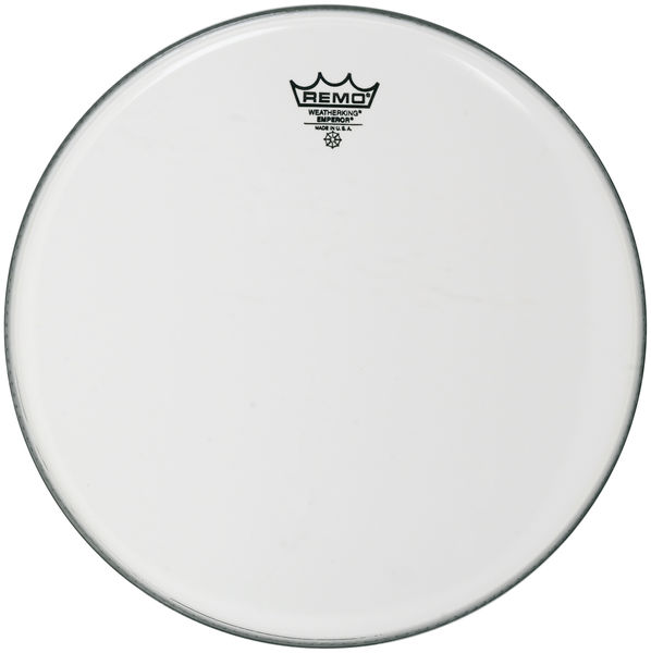 "Remo 08"" Emperor White Smooth"