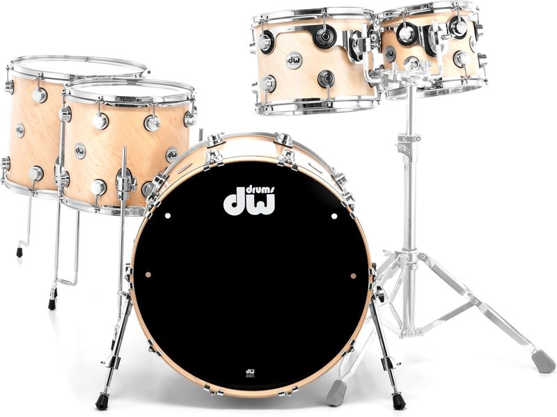 DW Satin Oil Rock Set -NT SSC+