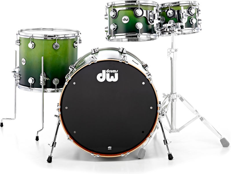 DW Satin Specialty Hyper Green MM