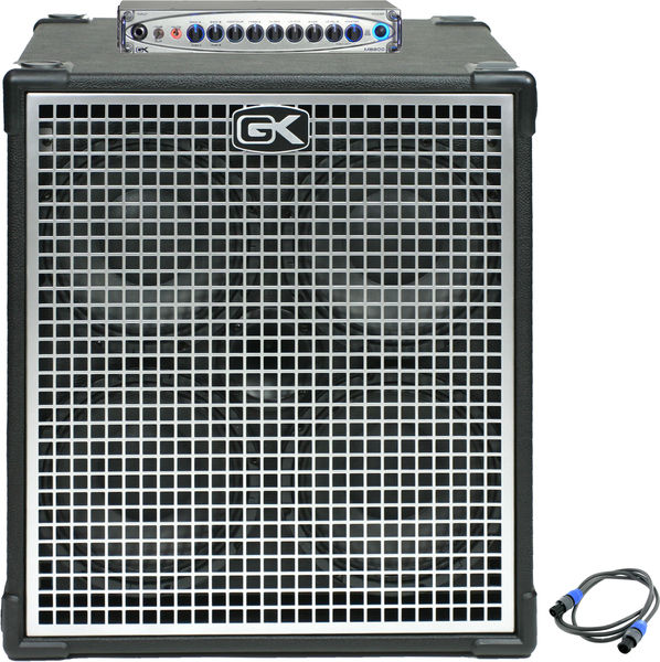 Gallien Krueger MB800 Bundle 1