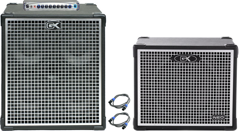 Gallien Krueger MB800 Bundle 2