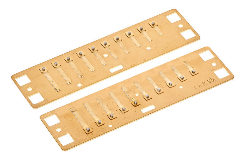 Lee Oskar Harmonic Minor Reedplates Eb
