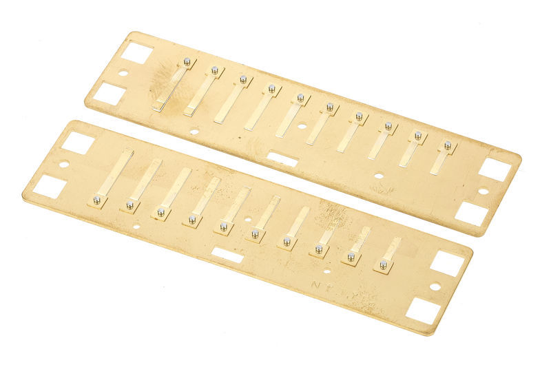 Lee Oskar Harmonic Minor Reedplates E