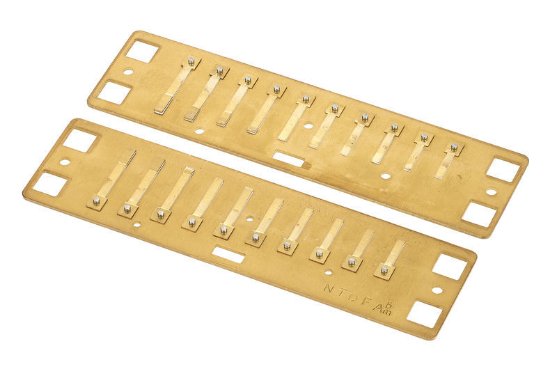 Lee Oskar Harmonic Minor Reedplates Ab