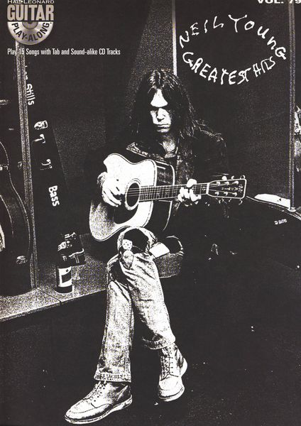Hal Leonard Guitar Play Along Neil Young